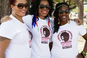 Pi Nappa Kappa Natural Hair Sorority May Greetup