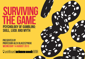 The psychology of gambling: Skill, luck, and myth
