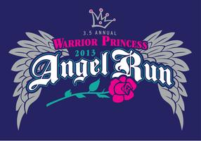 Warrior Princess Angel Run