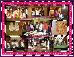 2nd Annual Pamper Me Spa Workshop Party