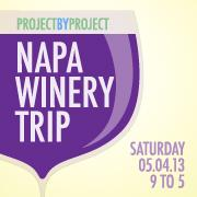 PbP SF 4th Annual Napa Wine Bus Tour 2013