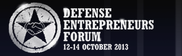 Defense Entrepreneurs Forum 2013