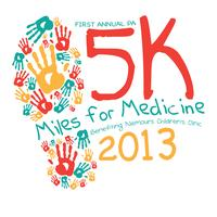 Miles for Medicine 5K and Fun Run