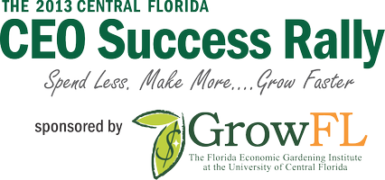 Central Florida CEO Success Rally sponsored by GrowFL