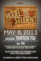 KIPP STRIVE Campus Model Student Fashion and Talent Eve...