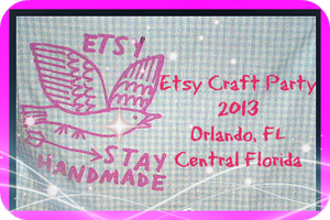 Etsy Craft Party: Orlando, FL