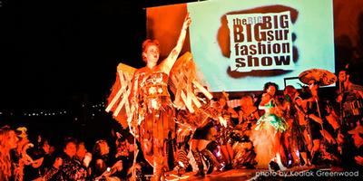 big Big BIG Sur Fashion Show: Once Upon a Time