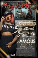K. Michelle performing LIVE in Baton Rouge, LA