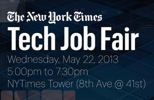 The New York Times - Technology Job Fair