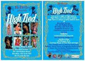 *High Tied * a Night of Fashion & Style
