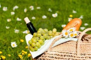 Summer Wine Class with French Country Picnic