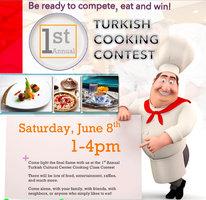 TURKISH COOKING CONTEST
