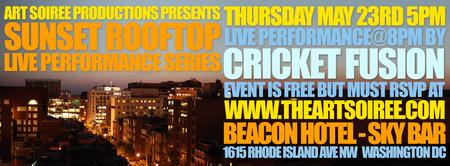 Sunset Rooftop Performance Series 2013 featuring...