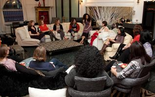 WOMB Social Salon. A Gathering for Female Luminaries.