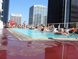 Stylus Pool Party @The Standard May 12 ft Hot Mouth...