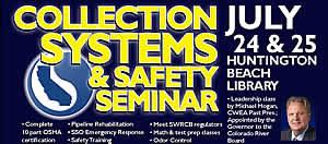 COLLECTION SYSTEMS & SAFETY SEMINAR