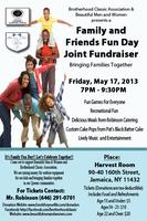 Family Fun Day Joint Fundraiser
