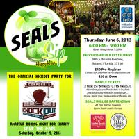 SEALS Sip & Corporate Knockout Kickoff Party