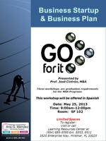 Business Startup & Business Plan