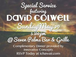 Special Service featuring David Colwell