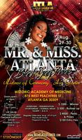 Mr. and Mrs. Atlanta Black Gay Pride