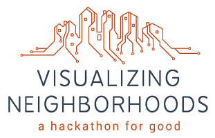 Visualizing Neighborhoods: a Hackathon for Good