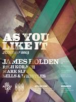As You Like It with James Holden