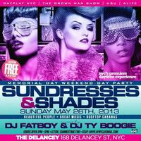 DayPlay NYC presents Sundresses & Shades Day Party