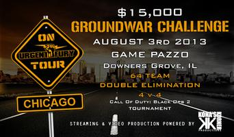 Urgent Fury on Tour $15K GroundWar Challenge on...