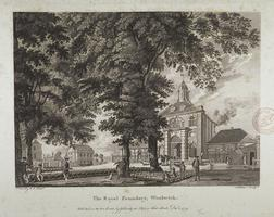 Woolwich (repeat of walk on 10 July)