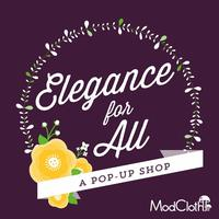 Elegance for All: A Pop-Up Shop by ModCloth