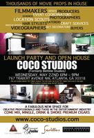 CoCo Studios Launch Party
