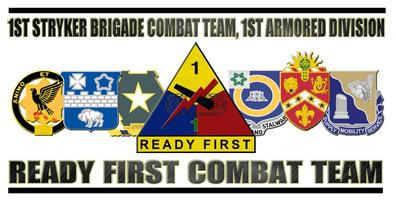1st Brigade 1st AD ~ WBAMC Town Hall & New Spouses...