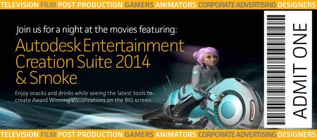 What's New on Autodesk 2014 Entertainment Creation...