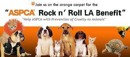 ASPCA Rock N' Roll LA Benefit 3