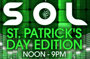 ::: SOL ::: St. Patrick's Day Edition at Ocean Bar