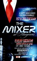 The Mixer at Mangroves.  Professional & Social...