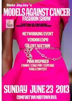 Models Against Cancer Fashion Show
