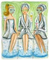 Blissful Body Spa Day