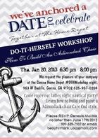 FREE DO-IT-HERSELF WORKSHOP (How To Build An...