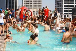 MDW Special Pool Party Event BASK at The Standard w/...