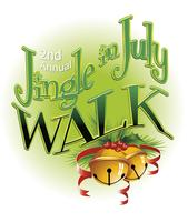 Jingle In July - Walkathon 2013