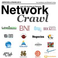 Brickell Summer Network Crawl