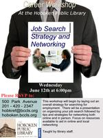 Career Workshop: Job Search Strategy and Networking