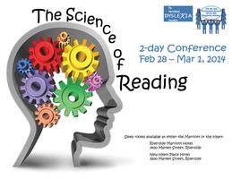 The Science of Reading - 2014 annual conference