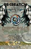 RE:CREATION :: LiB PREPARTY ft VIBESQUAD, ELIOT LIPP ++