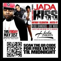 Jadakiss Birthday Bash Friday at Harlem Nights
