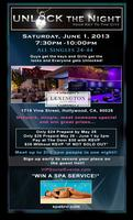 UNLOCK The Night Party at Lexington Social House in...