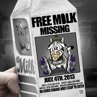 #FreeMilk July 2K13