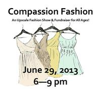 Compassion Fashion Show - Love offering at the door